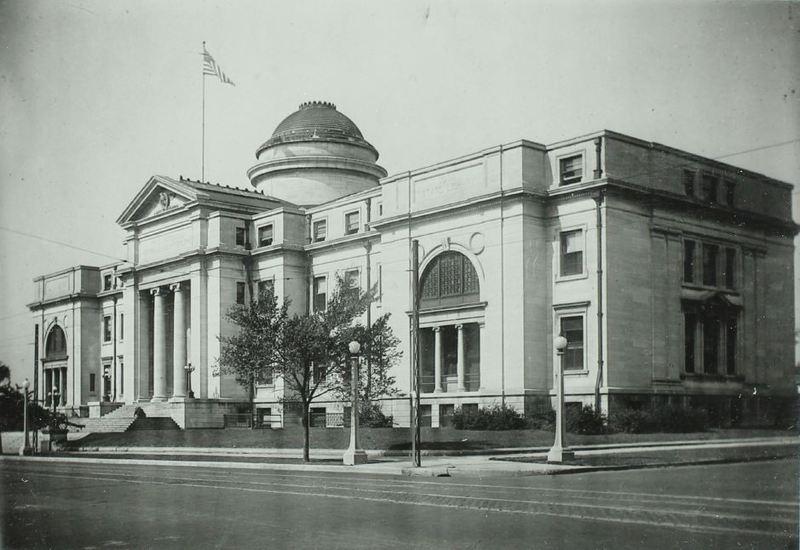 Ola Babcock Miller Building