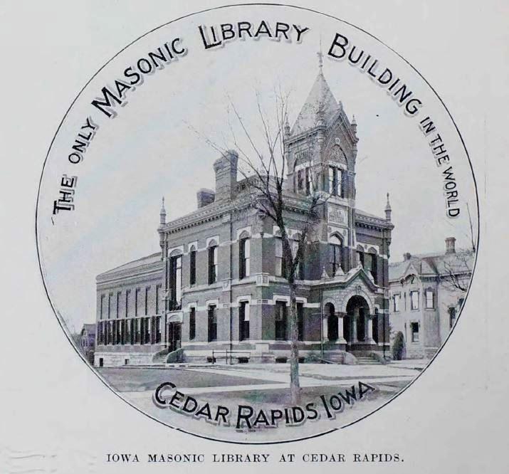 Cedar Rapids Masonic Library