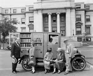 Iowa Book Caravan, 1927
