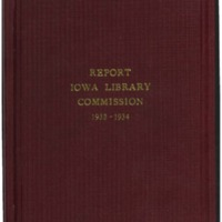 17. Seventeenth Report of the Iowa Library Commission