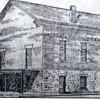 Old Zion Methodist Church in Burlington, Iowa