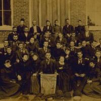 William Penn Class Picture