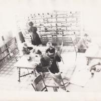 011. Inside public library