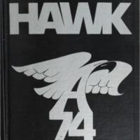 1974 Ankeny High School Yearbook