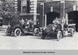 Oskaloosa Fire Department, 1915; Mahaska County, Iowa