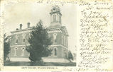 Amity College, College Springs, Iowa, August 11, 1907