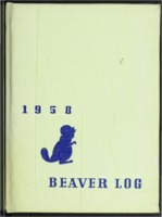 1958 Buena Vista University Yearbook