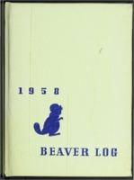 1958 Buena Vista University Yearbook