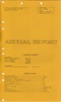Annual Report, 1971-1972