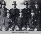 Oskaloosa Police Department, 1911; Mahaska County, Iowa