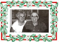 Sam and Chris Botts Christmas Card and news in 1988