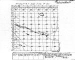 Iowa land survey map of t079n, r003e