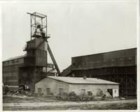Shuler Coal Mine and Machine Shed