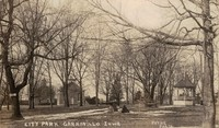 Garnavillo, City Park - 1913