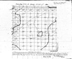 Iowa land survey map of t087n, r001e