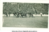 Iowa-Wabash College football game, The University of Iowa, October 31, 1925