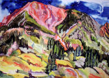 The crest (crested butte)