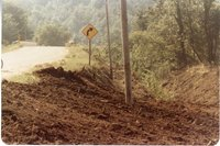 Roadside Area for a County Resource Conservation and Development Project