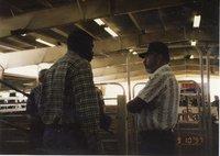 1997 - J.B. Martin and Don Lounsbury at Ag Expo