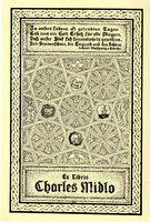 Charles Midlo Bookplate