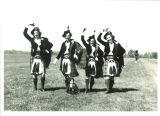 Scottish Highlander dancers, The University of Iowa, 1930s