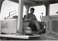 2002 - Harold Baker on Bulldozer