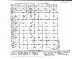 Iowa land survey map of t091n, r012w