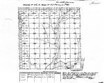 Iowa land survey map of t084n, r042w