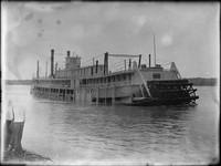 BR 111 Sunken Dubuque Steamboat