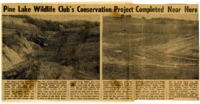 Pine Lake Wildlife Conservation Club