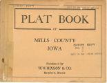 Plat book of Mills County, Iowa