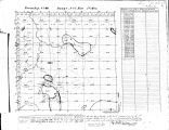Iowa land survey map of t085n r005e