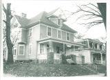 Shambaugh House, The University of Iowa, 1957