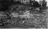 Kuppinger Quarry, Mason City, Iowa, late 1890s or early 1900s
