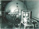 Atom smasher, The University of Iowa, November 1948