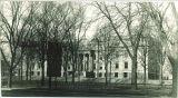 East facade of Schaeffer Hall, the University of Iowa, 1920s