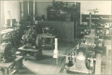 Electrical engineering equipment, The University of Iowa, 1910s