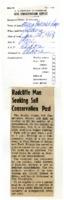 Radcliffe man seeking soil conservation post.
