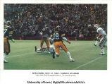 Iowa-Wisconsin football game at Kinnick Stadium, The University of Iowa, November 13, 1982