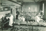 Chemistry lab, The University of Iowa, 1930s?