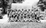 Haverhill's section, first detachment, 1918