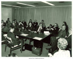 Meeting in the State Department, Washington, D.C., December 1, 1969