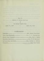 0122 Des Moines Women's Club Minutes 1940-1942