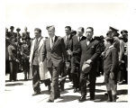 Vice president Henry A. Wallace with entourage, Bolivia, Apr. 1943