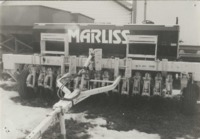 Marliss Interseeder - grain drill.