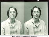 Paula Jantz, associate athletic director, The University of Iowa, June 1981