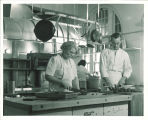 Cooks in the Iowa Memorial Union, the University of Iowa, 1956