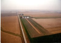 Black Hawk County Farmland Aerial Photo Series