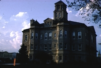 Appanoose County Courthouse in Centerville, Iowa.
