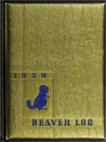 1959 Buena Vista University Yearbook